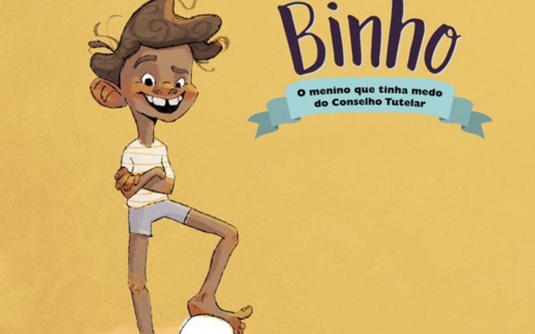Livro infantil aproxima crianças dos Conselhos Tutelares