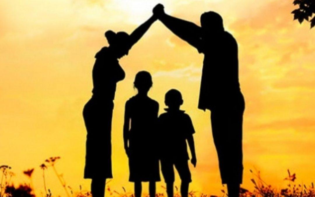Família: um lugar para formação do ser!